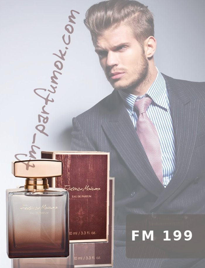 Férfi Parfüm Luxus Illat FM199 A Paco Rabanne One Million Illat