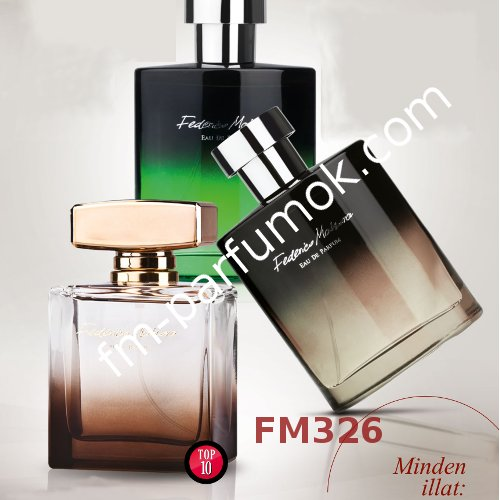 FM326 Luxus Férfi Parfüm A Hugo Boss Boss Bottled Night Illat