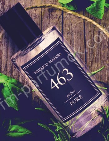 Pure 463 Férfi FM Parfüm A Trussardi Light for Men Illat Fm463